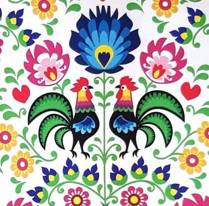 Polish Rooster print