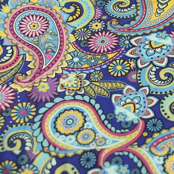 The Paisley onesie print