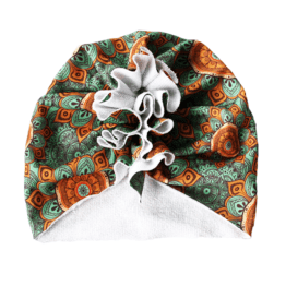 mandala green turban