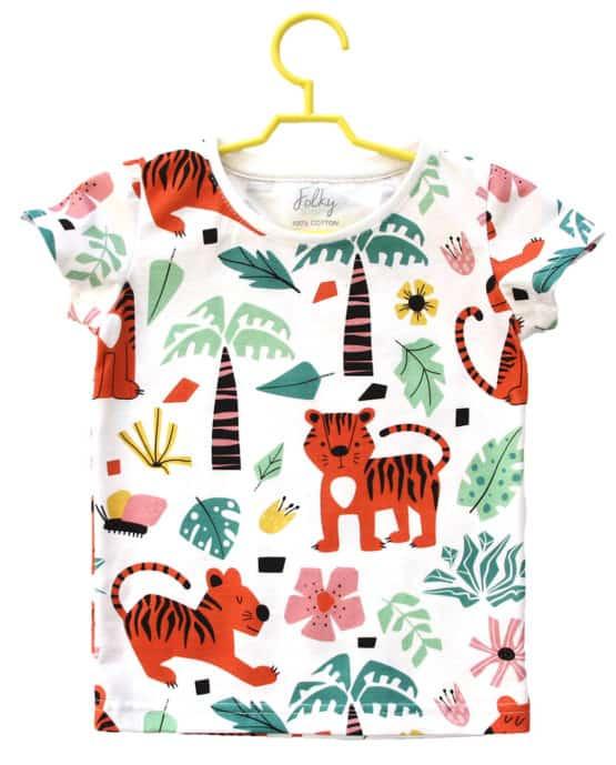 baby tiger t-shirt