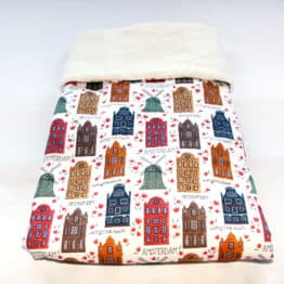 amsterdam dutch soft teddy baby blanket