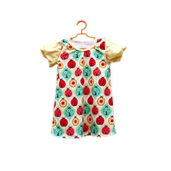 ladybieds handmade baby dress