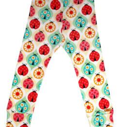 folky ladybird baby leggings